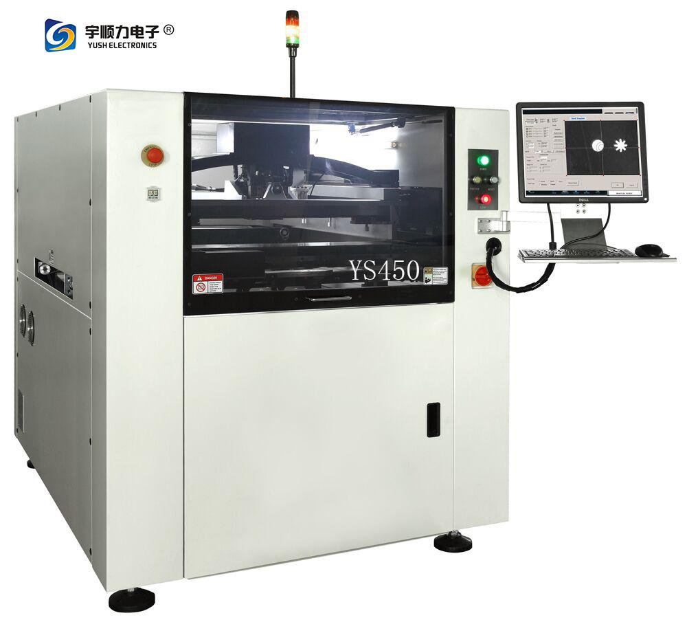 High Accuracy Automatic Stencil Printer-YS450
