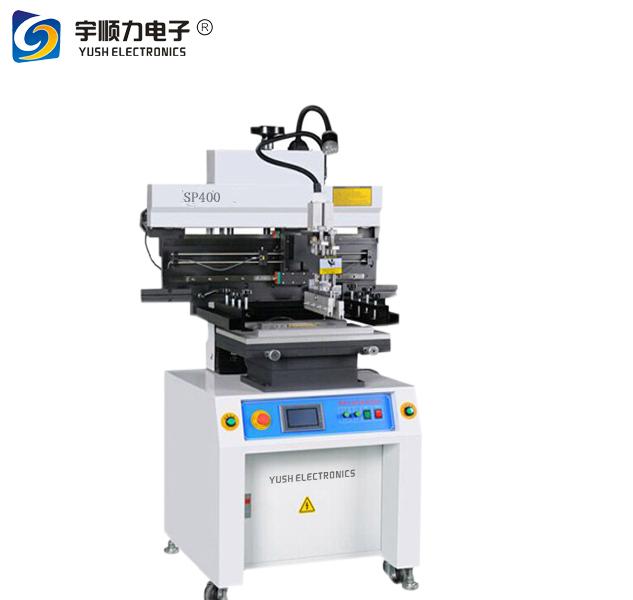 Semi-auto solder paste printer-SP400