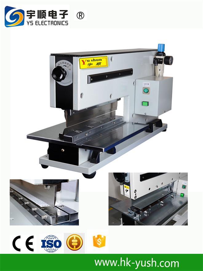 PCB Separator Machine Handling Long Hard FR4 / Aluminium Boa