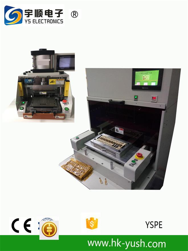 PCB Separator Machine PCB Singulation With Anti Static Ioniz