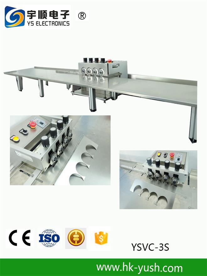 V Cut PCB Separation Machine Pre Scoring PCB Depaneling for