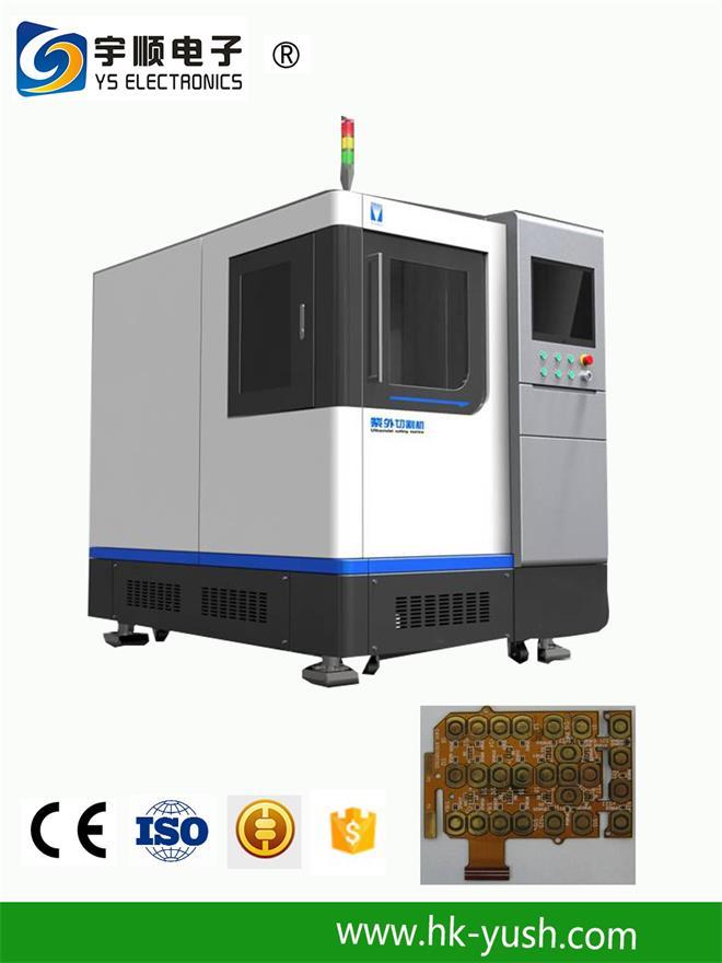 355nm Laser Depaneling Machine Printed Circuit Board UV Cutt