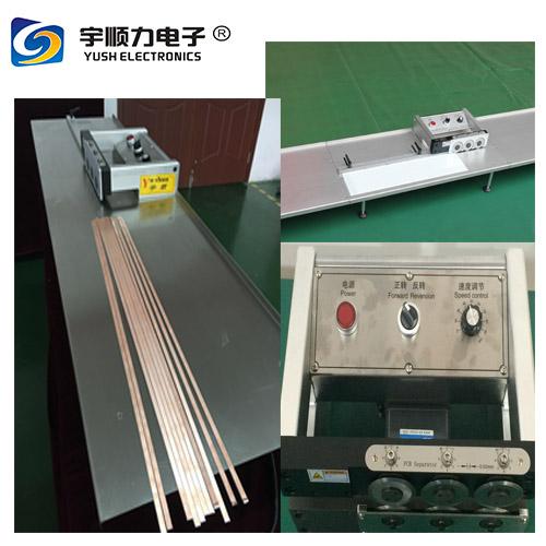 Long Platform PCB Depaneling Machine V-cut PCB Electrostat