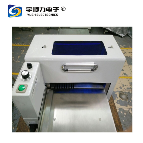 Tab Routed Depaneling PCB Router Equipment With 650*500mm Wo