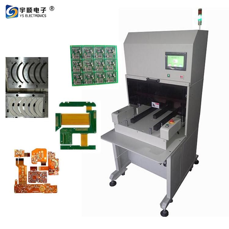 Hydraulic pneumatic 10T, 30T, 50T, 80T PCB MCPCB LED Alum bo