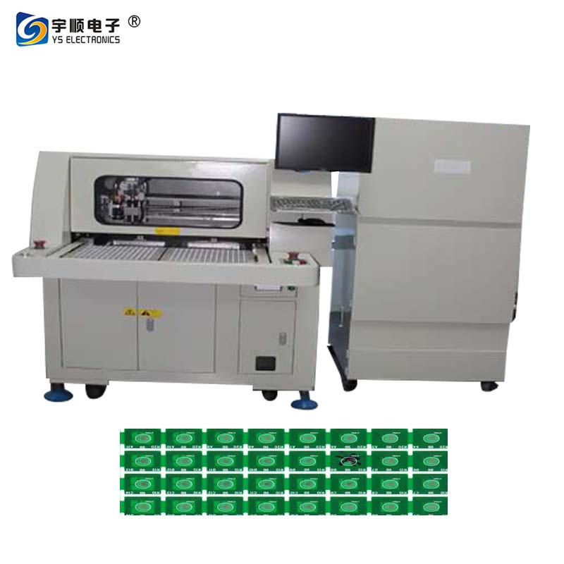 YSVC-650 (Offline PCB Depanleing Router machine)