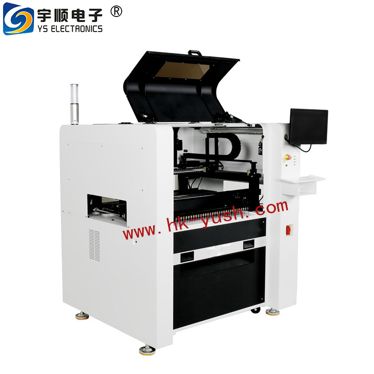 LED pick and place machine smt placement machine high speed