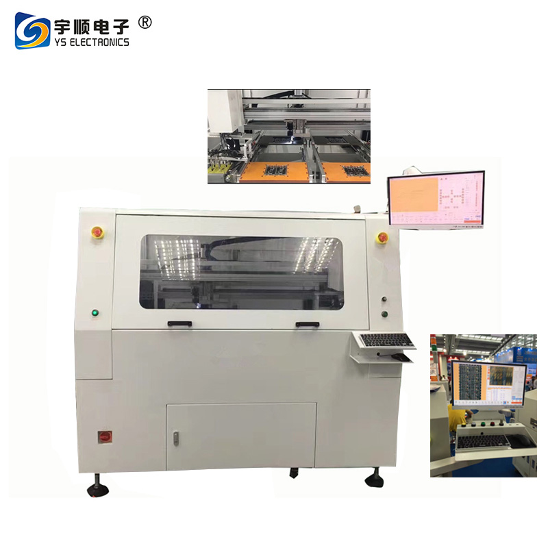10W UV Optowave Laser PCB Separator Machine For Non Contact