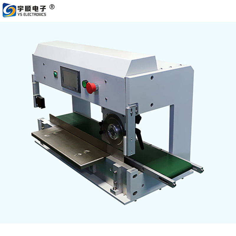 Automatic PCB separator machine with high standard material
