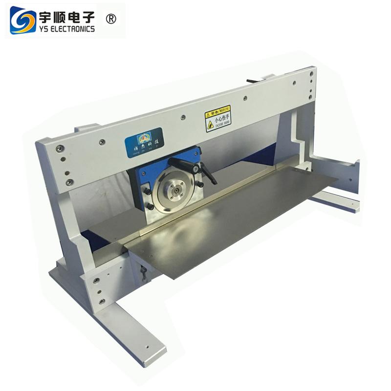 10W V - Fugen Sie PWB-Schneidemaschine mit großem LCD, CER-Z
