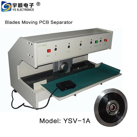 Trennzeichenmaschine hohe Leistungsfähigkeit PWB-Trennung PW