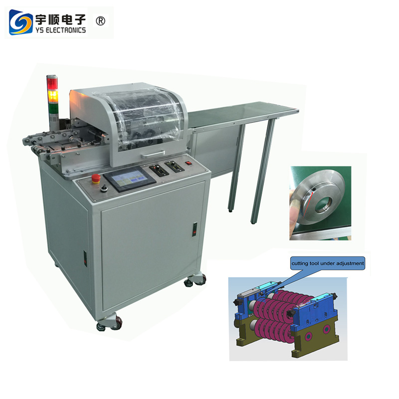 Distance can be adjusted PCB Depaneling machine