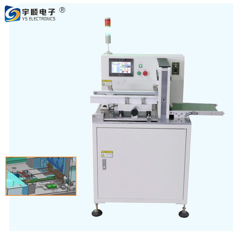 Automatic PCB depaneling